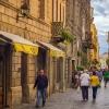 Aostas Altstadt