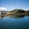 idyllischer Bergsee