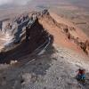 Ein Roadtrip durch die Türkei, Bikebergsteigen auf 3900m